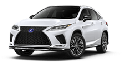 2021 Lexus RX Hybrid