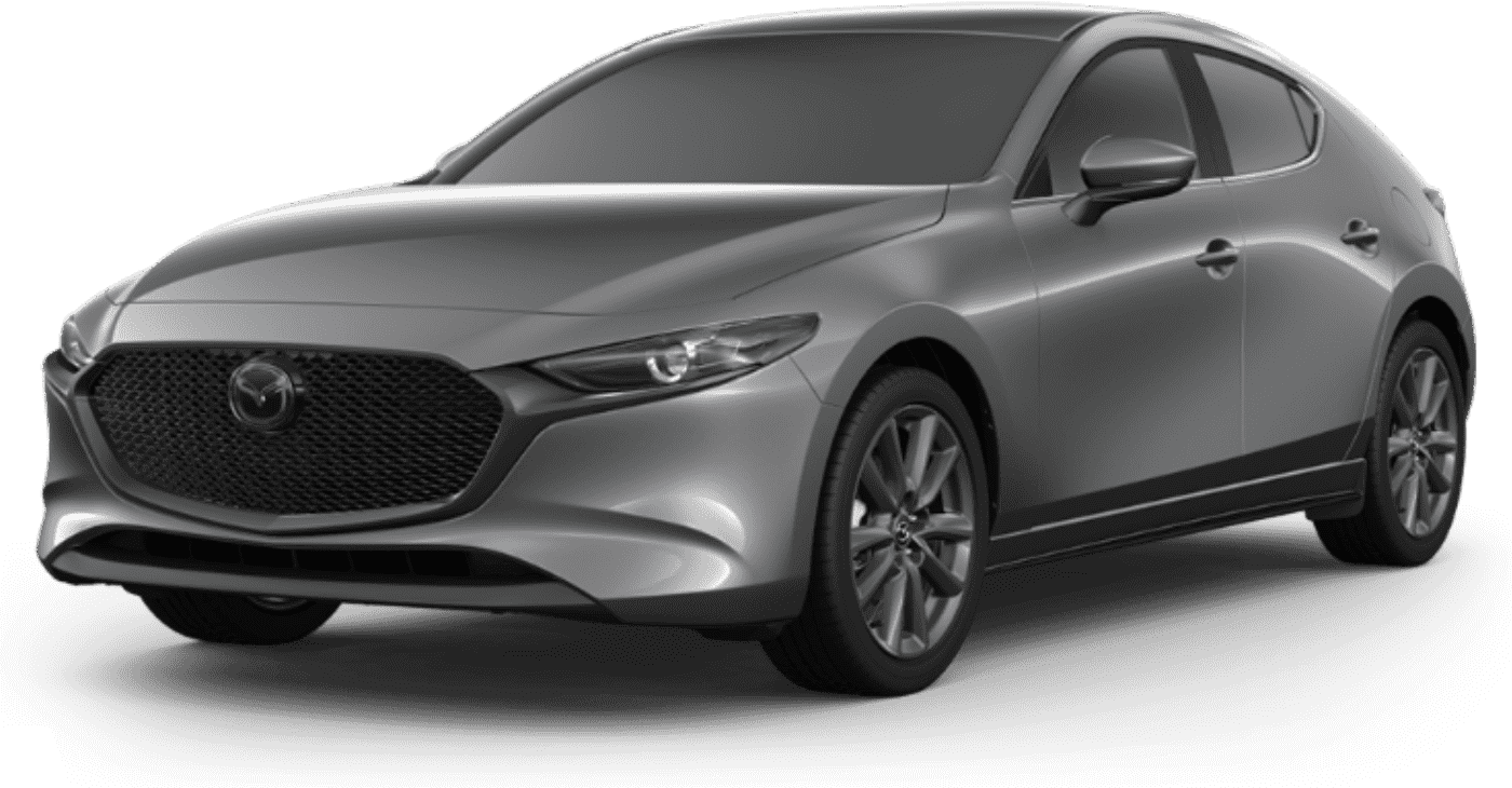 MAZDA3 HATCHBACK PACKAGES - PREMIUM